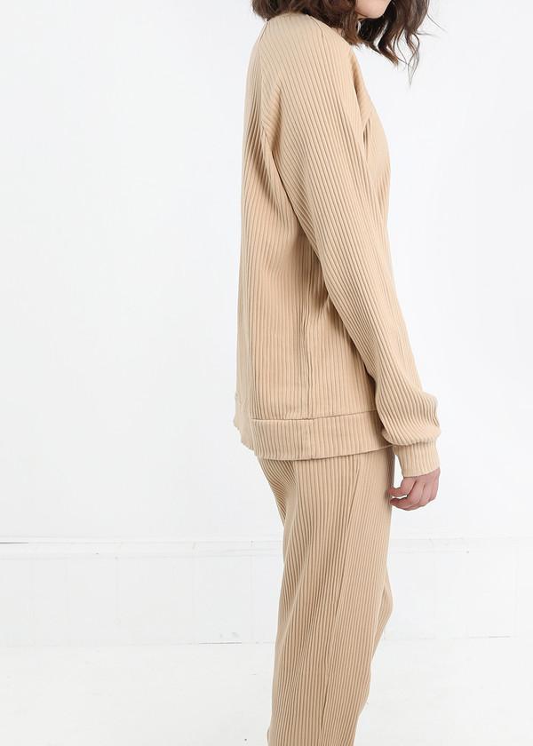 Baserange Nude Jounich Sweatshirt
