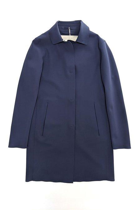 Herno Scuba Classic Raincoat - Navy