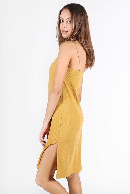 LIRA OTIS DRESS - AMBER