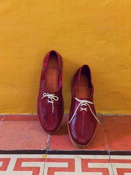 Cano Benito Oxford - Natural Red