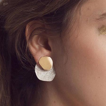 Isabelle Kapsaskis Olas Ear Jacket