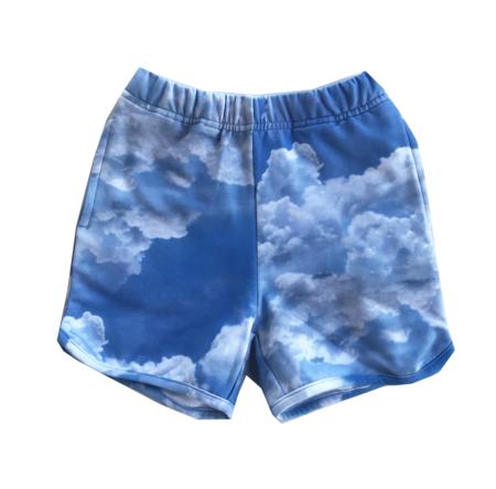 Kids Romey Loves Lulu Clouds Shorts