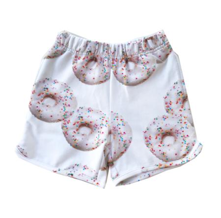Kids Romey Loves Lulu Donuts Shorts