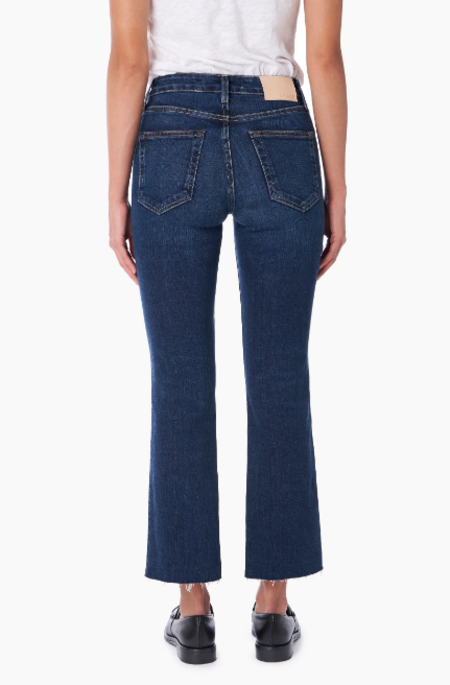 Trave Colette Crop Flare Jeans