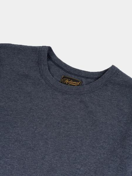 National Athletic Goods Athletic Tee - Navy