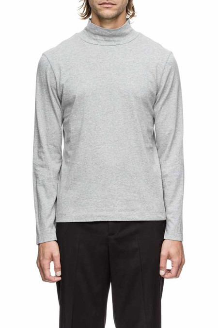 Men's Our Legacy Army Jersey Turtleneck | Grey