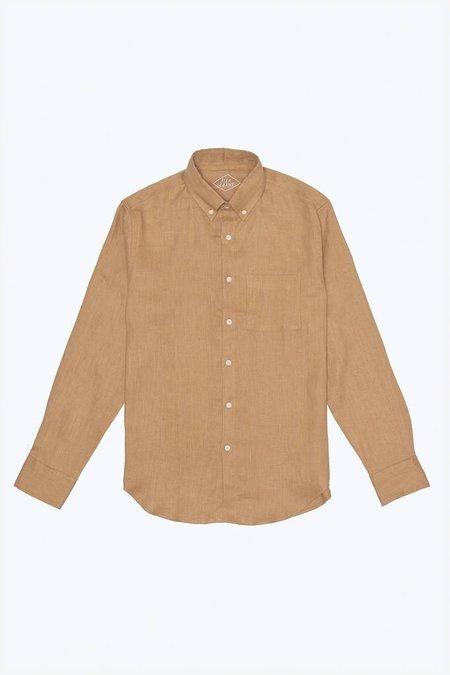 Alex Crane Playa Shirt - Gold