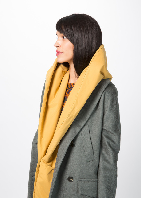 Arthur Hooded Scarf