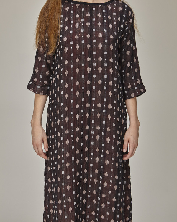 Ace & Jig Eden dress in anisette