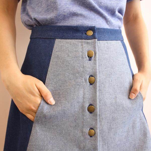 Rachel Antonoff Charlie miniskirt