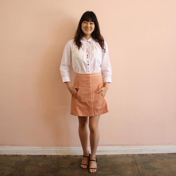 Rachel Antonoff Irene miniskirt