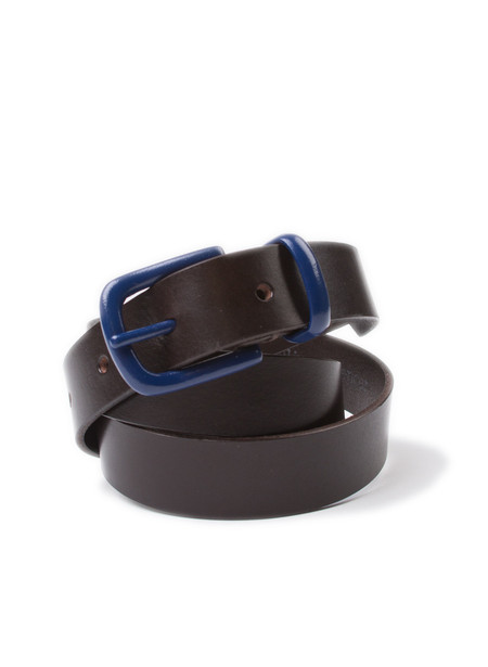 Oliver Spencer Coniston Belt Dark Brown