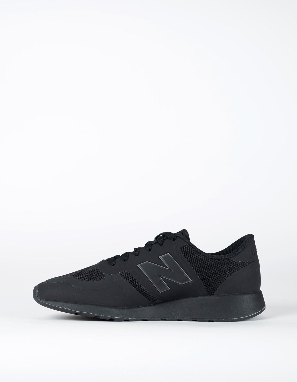 new balance 420 revlite sneakers in black
