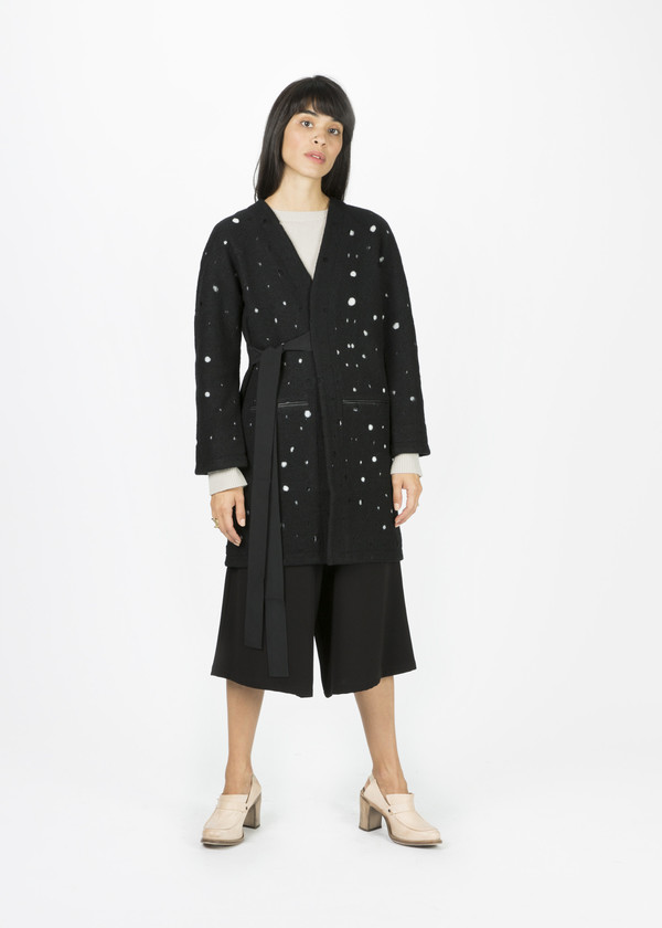 Anne Vest Lisbon Belted Jacket