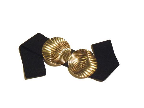 Nona E Rose - Satin Shell Belt