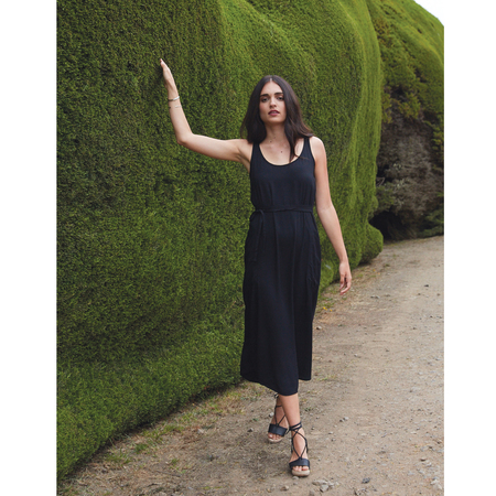 Curator Mabel Dress - Black