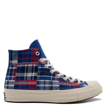 Converse Chuck 70 Hi Twisted Prep Sneaker - Rush Blue