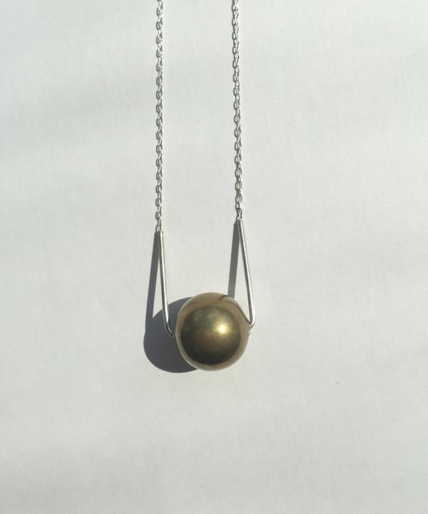 In God We Trust Titan Necklace