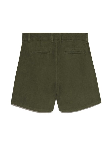 Wax London Holm Shorts - Beetle