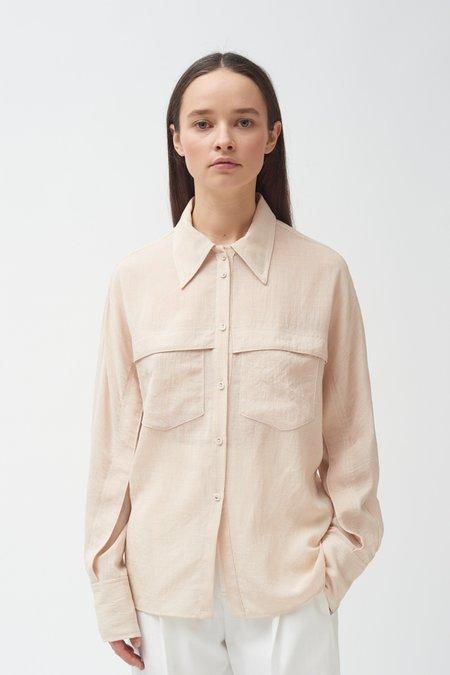 Colovos Front Yoke Pocket Shirt