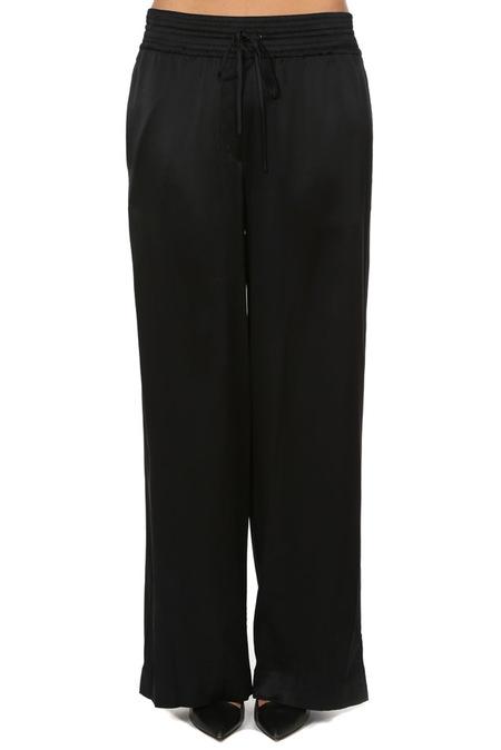 A.L.C. Kiesley Silk Pants - Black