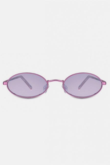 Le Specs Love Train Sunglasses - Bubbleberry