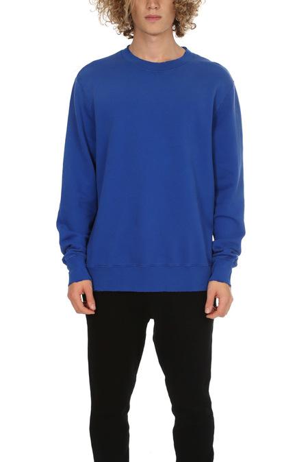 Cotton Citizen Cobain Crewneck Sweater - Cobalt