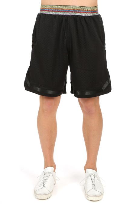 Serenede Cosmic Warrior Shorts - Black