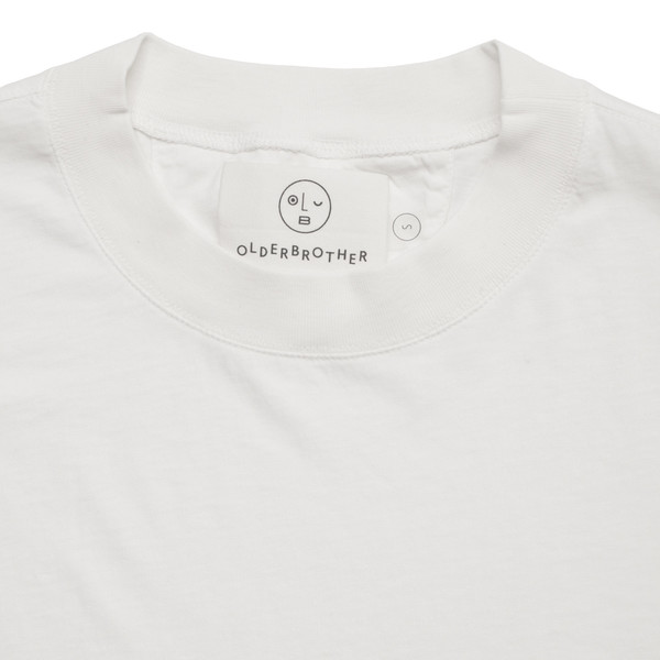Olderbrother OB Tee - White