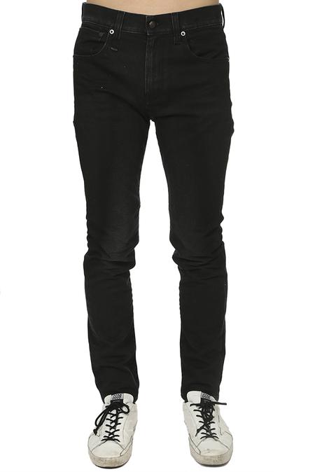 R13 Skate Jeans - Welling Black
