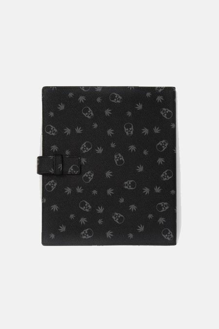 Lucien Pellat-Finet Notebook Notepad - Black Leather