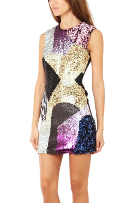 3.1 Phillip Lim Sculpted Waist Dress - Black