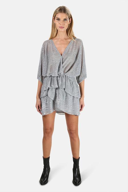 IRO Wide Dress - Stone Grey