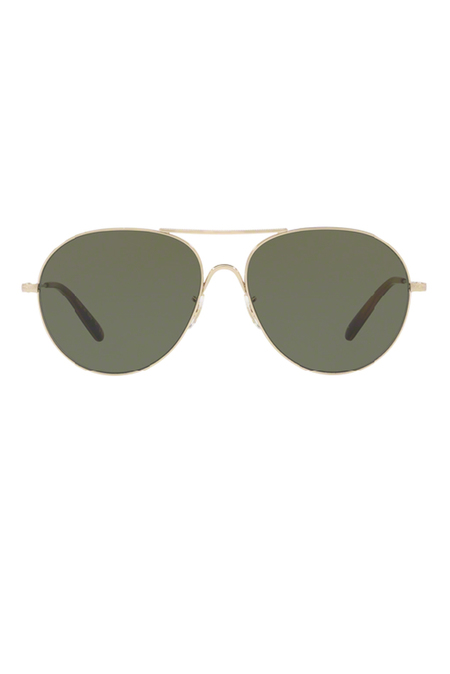 Oliver Peoples Rockmore Soft Gold G-15