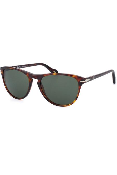 Persol Classic Round 3038S 24/31 Sunglasses - Tortoise