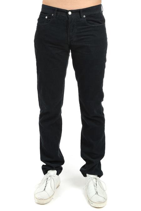 Massimo Alba Alunga Pants - Navy