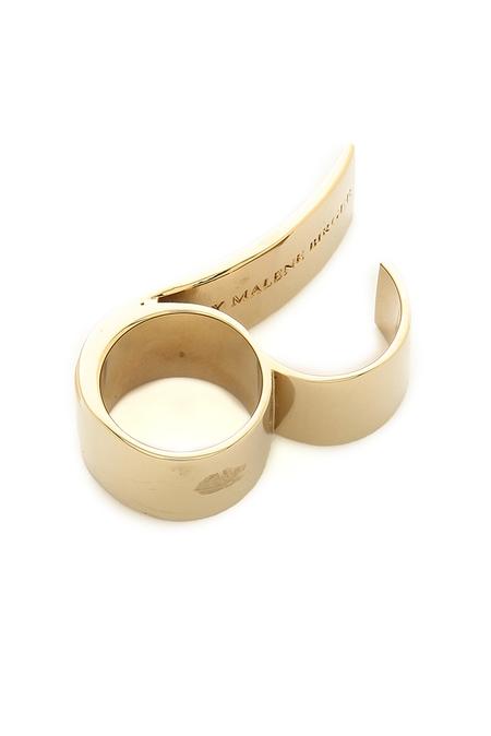 By Malene Birger By Klarinet Ring - Gold