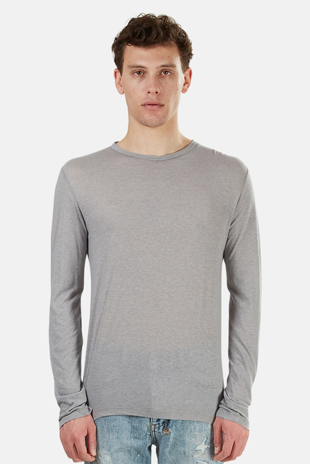 Blue&Cream 66 LS T-Shirt - Grey