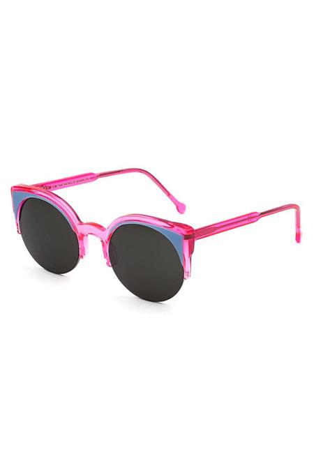 RETROSUPERFUTURE Lucia Surface Sunglasses - Anguria