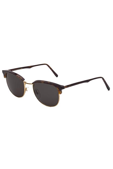 RETROSUPERFUTURE Terrazzo 3627 Sunglasses - Tortoise Havana