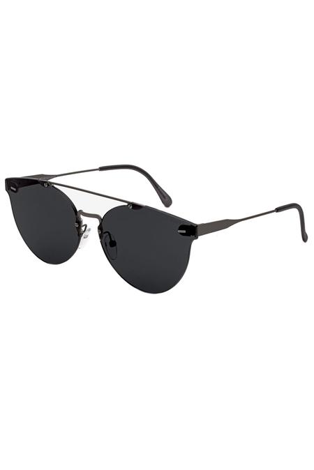 Retrosuperfuture Tuttolente Giaguaro Sunglasses - Black