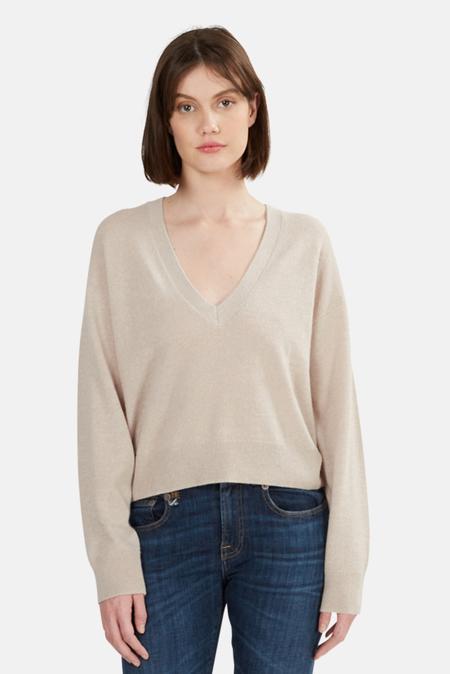 IRO Torrita Sweater - Light Taupe