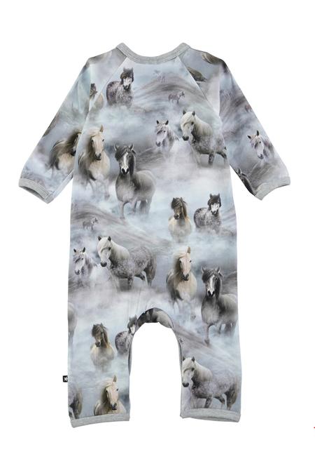 Kids Molo Fiona Bodysuit - Pony Jersey