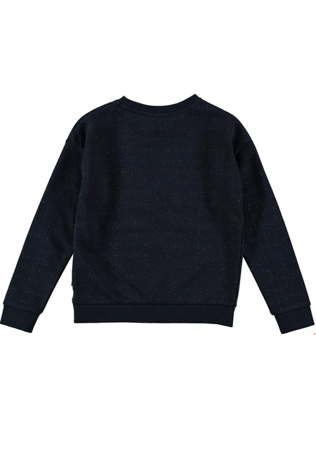 Kids Molo Maila Sweatshirt - Total Eclipse
