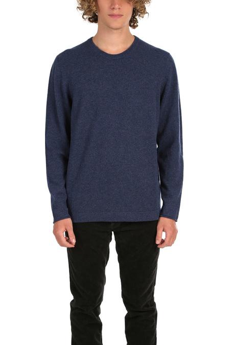 massimo alba Crewneck Sweater - Blue