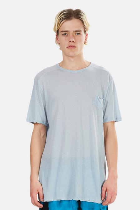 V::ROOM Highsoft Jersey T-Shirt - Blue