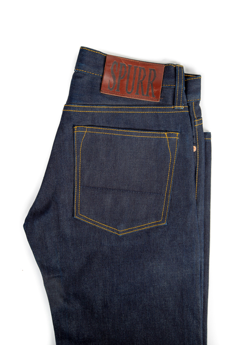 Simon Spurr Raw Denim