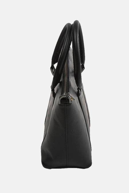 Lucien Pellat-Finet Small Weekend Bag - Black