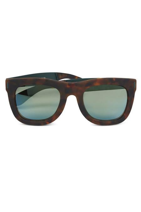 RetroSuperFuture Ciccio Francis Squadra Sunglasses - Green
