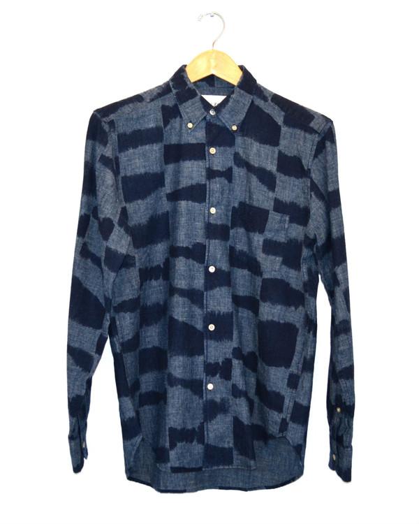 Men's OUR LEGACY - 50's Shirt Blue Vibrations